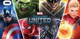 Trailer di lancio per MARVEL Powers United VR