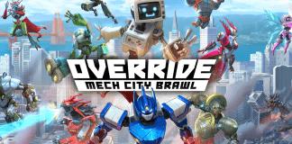 Override: Mech City Brawl dà il benvenuto al vivace unicorno meccanico
