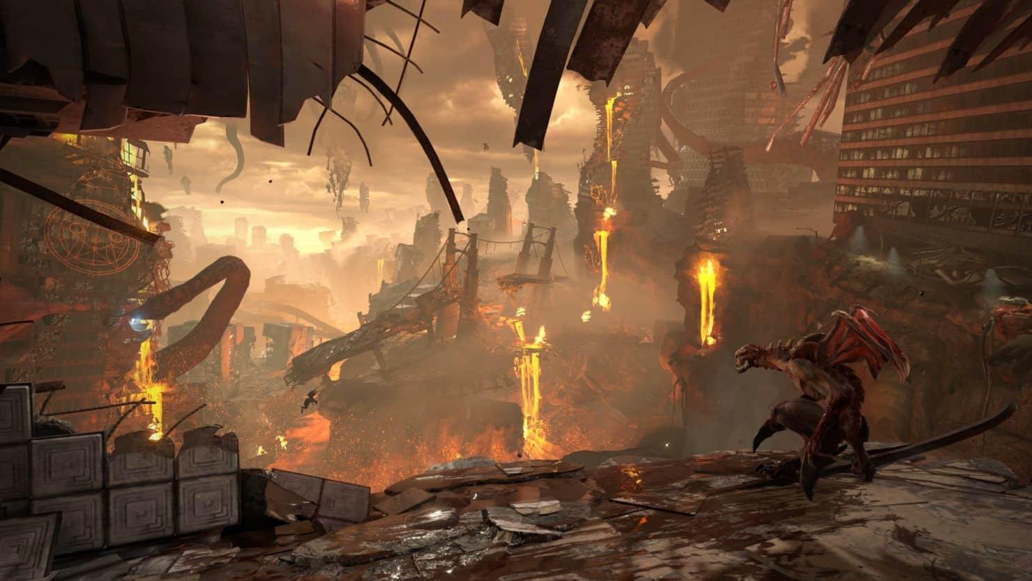 doom eternal 11 - DOOM Eternal - Primi dettagli, Immagini e gameplay