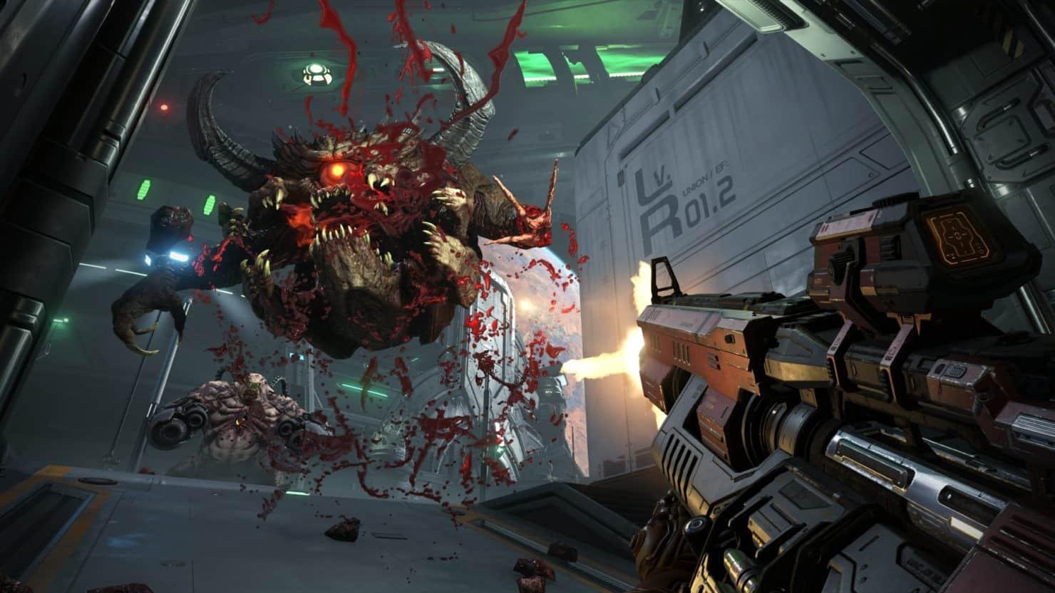 doom eternal 3 - La demo di Doom Eternal girava su un pc di fascia altissima