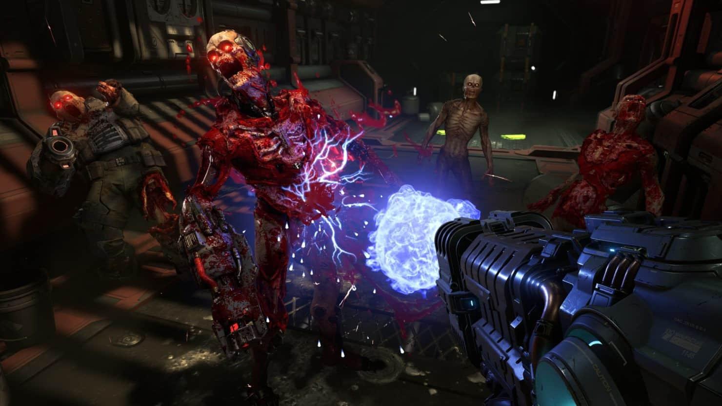 doom eternal 6 - DOOM Eternal - Primi dettagli, Immagini e gameplay