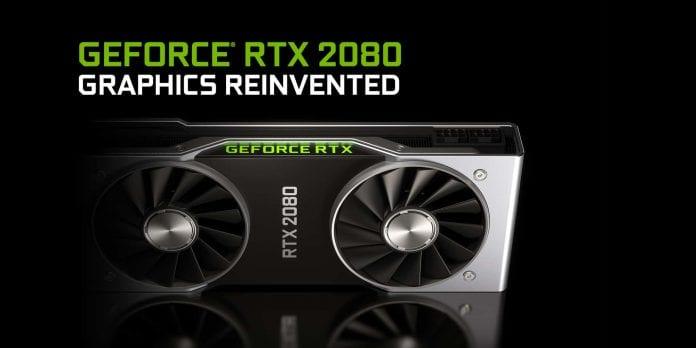 geforce rtx 2080  696x348 - Le schede grafiche GeForce RTX coesisteranno con le GTX fino al primo trimestre del 2019