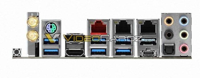 ASROCK Z390 Phantom Gaming 9 iobracket 696x271 - Z390 Phantom Gaming 9 è la nuova flagship di ASRock per Intel