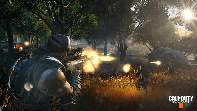 Black Ops 4 Blackout screenshot 1 wm RED - La Beta di Blackout Call of Duty: Black Ops 4 è ora disponibile su PC