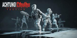 Achtung! Cthulhu Tactics arriverà su PC il 4 ottobre
