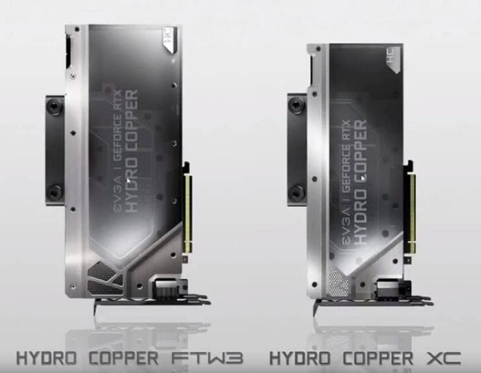 GeForce RTX Hydro Copper 1 696x540 - EVGA svela le GeForce RTX Hydro Copper