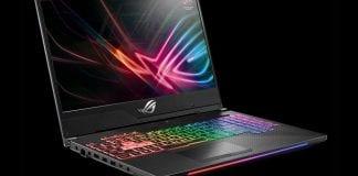 ASUS Republic of Gamers annuncia il notebook Strix SCAR II