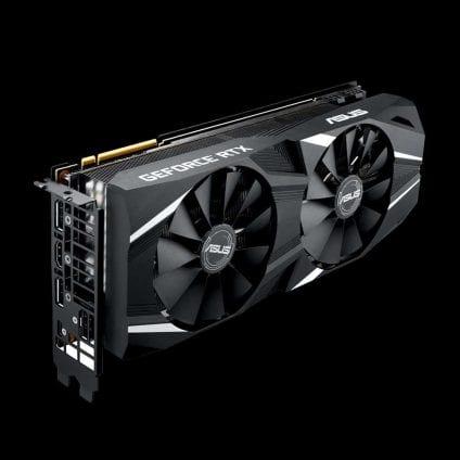 asus rtx 2070 turbo 424x424 - ASUS GeForce RTX 2070 ROG STRIX, DUAL e TURBO in foto