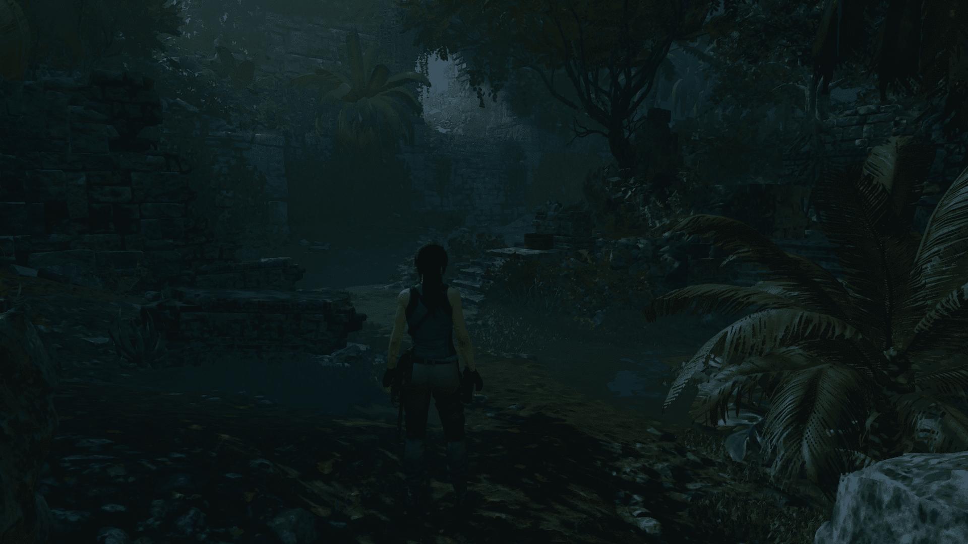 basso1 - Shadow of The Tomb Raider - Recensione come gira su PC