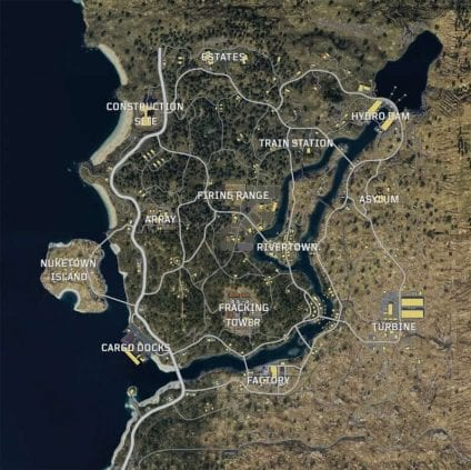 black ops 4 mappa battle royale 424x423 - Call of Duty: Black Ops 4 - La mappa della modalità Battle Royale Blackout