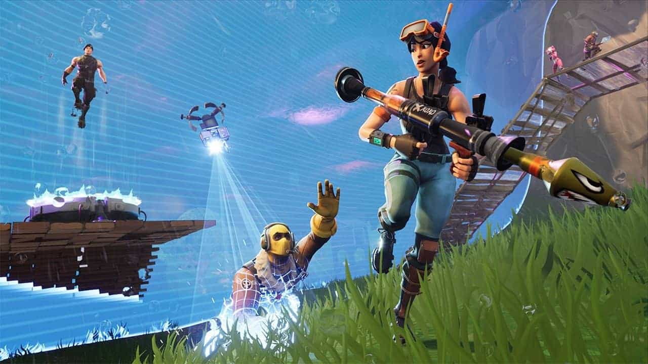 fortnite sony crossplay - Sony ha infine aperto le porte al crossplay per Fortnite