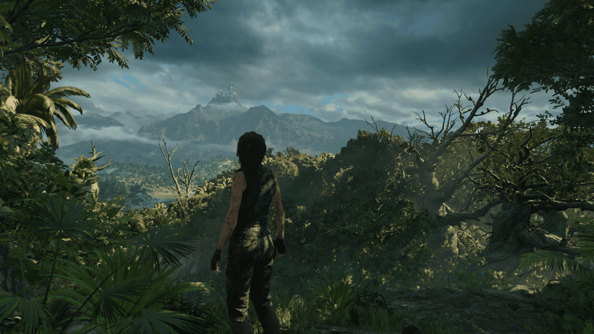 massimo2 - Shadow of The Tomb Raider - Recensione come gira su PC