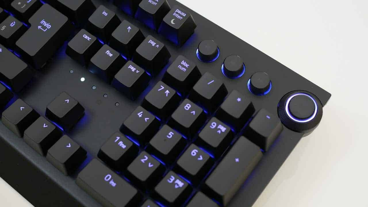 razer blackwidow ultimate recensione 5 - Razer BlackWidow Elite - Recensione