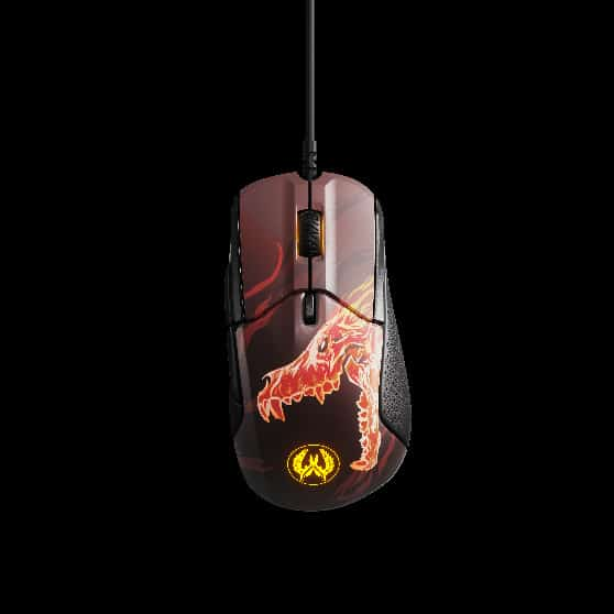 rival 300 hawl - SteelSeries annuncia le periferiche limitate Counter-Strike: Global Offensive Howl Edition