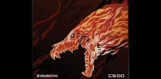 SteelSeries annuncia le periferiche limitate Counter-Strike: Global Offensive Howl Edition