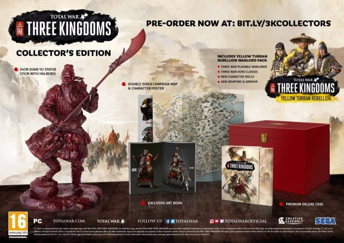 total war three kingdoms limited 696x492 - TOTAL WAR: THREE KINGDOMS RIVELATA LA DATA D'USCITA E LA COLLECTOR'S EDITION
