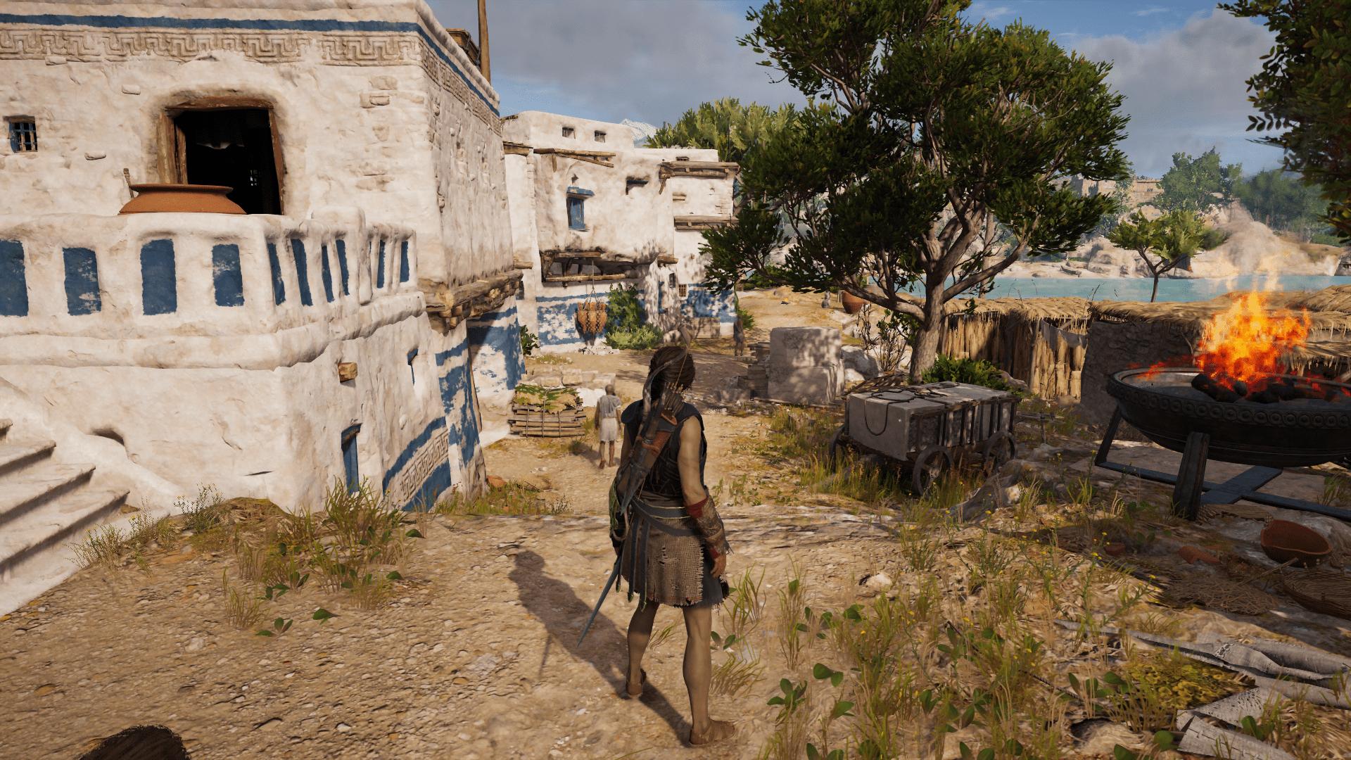 1Massimo - Assassin's Creed Odyssey - Recensione come gira su PC