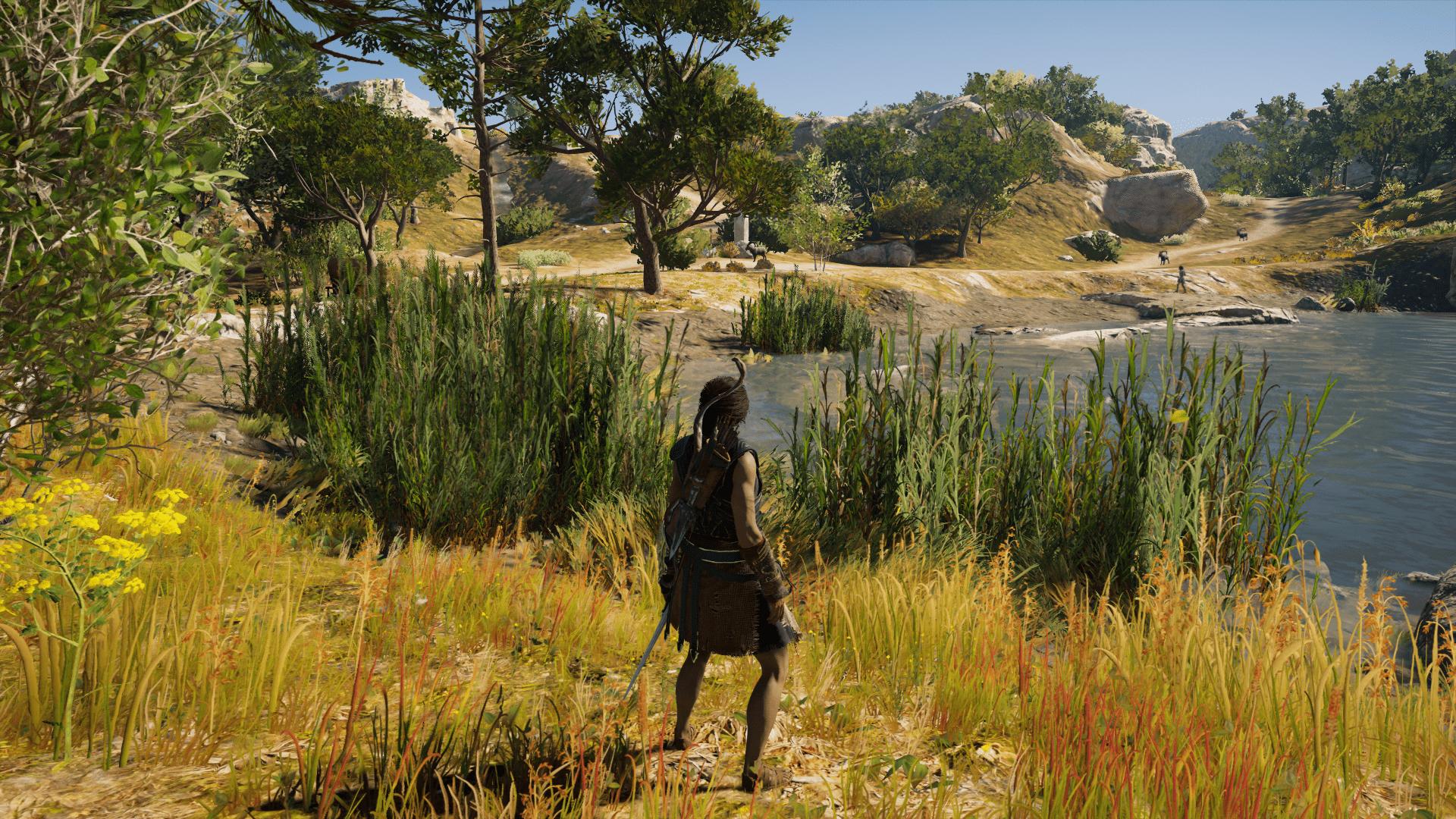 2MoltoAlto 1 - Assassin's Creed Odyssey - Recensione come gira su PC