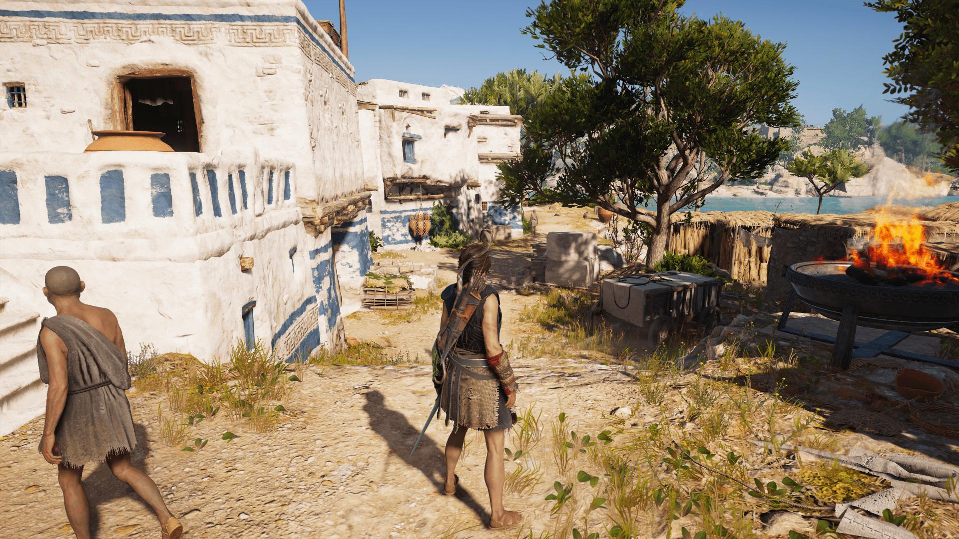 2MoltoAlto - Assassin's Creed Odyssey - Recensione come gira su PC