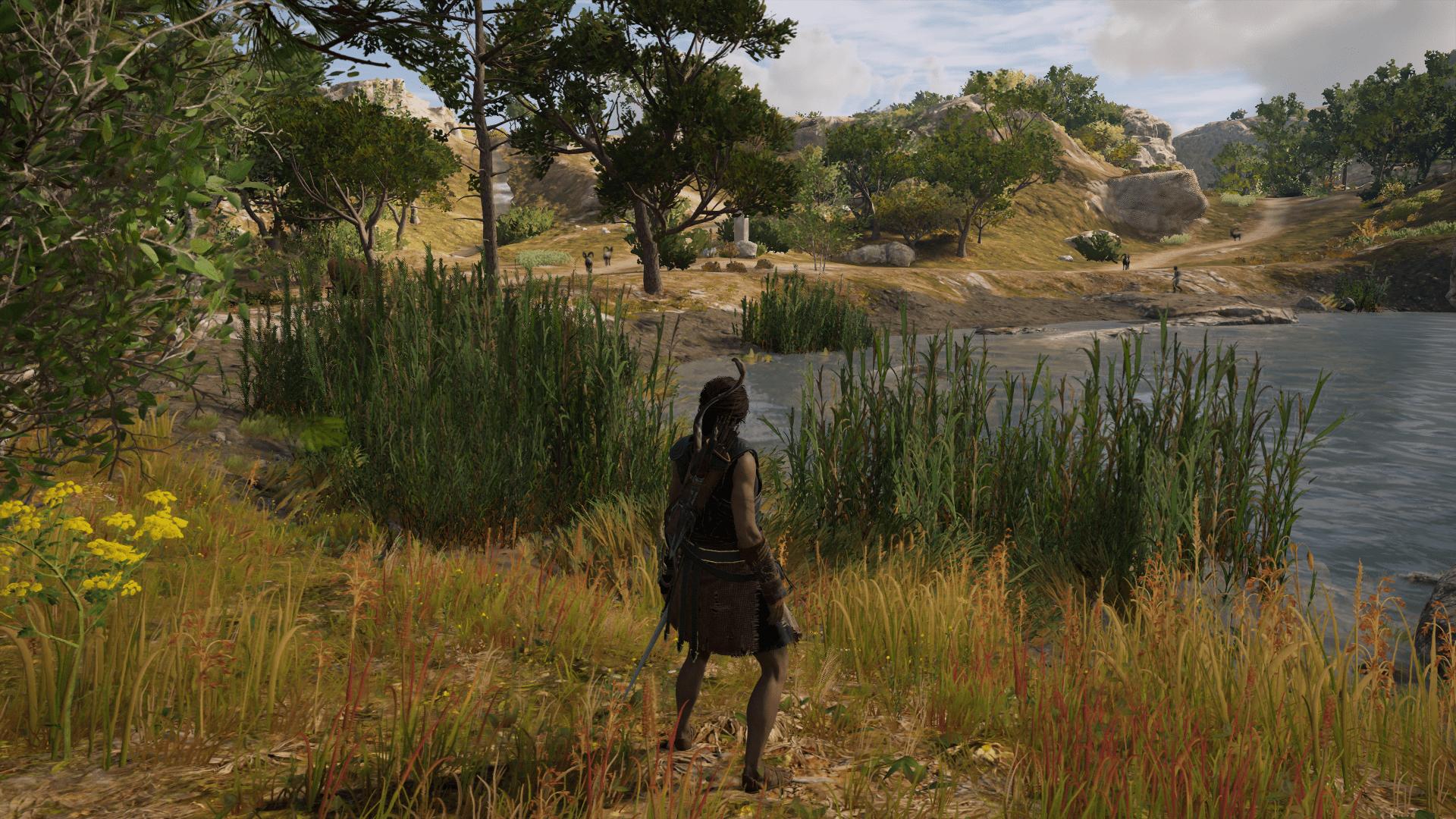 3Alto 1 - Assassin's Creed Odyssey - Recensione come gira su PC