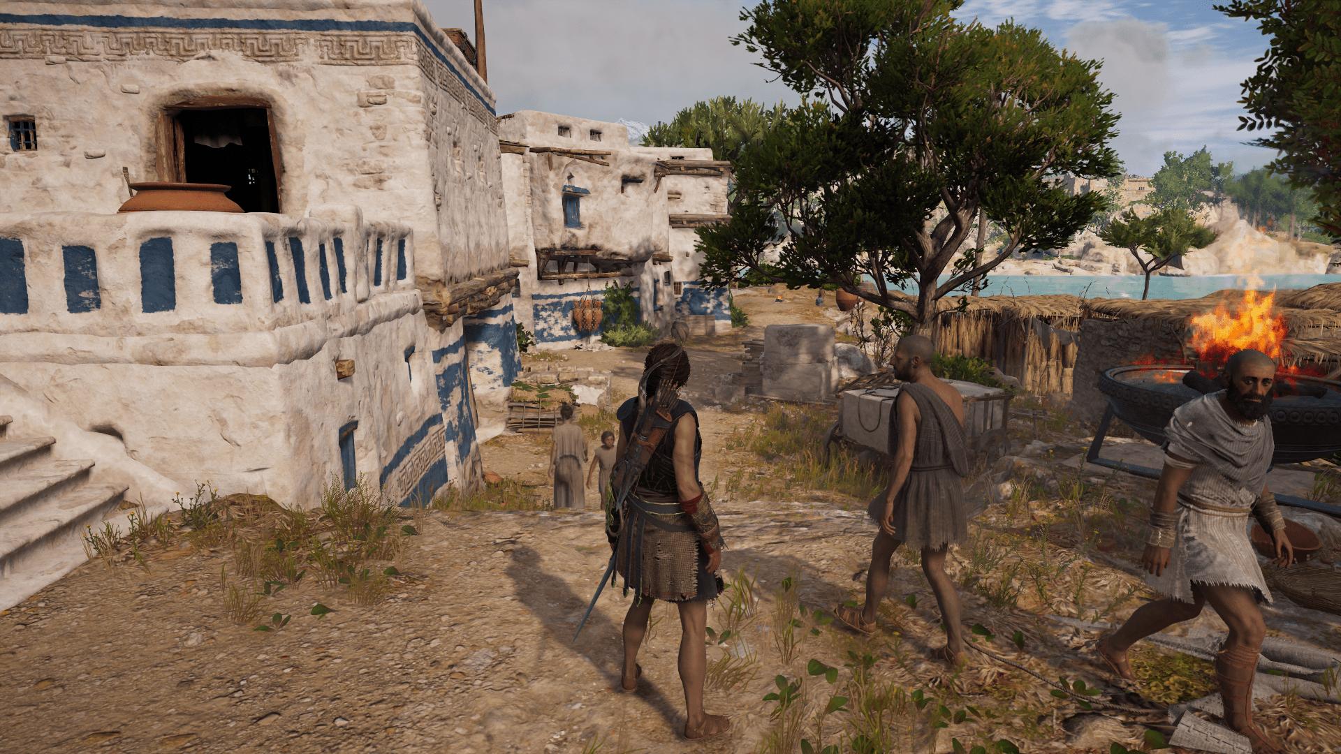 3Alto - Assassin's Creed Odyssey - Recensione come gira su PC