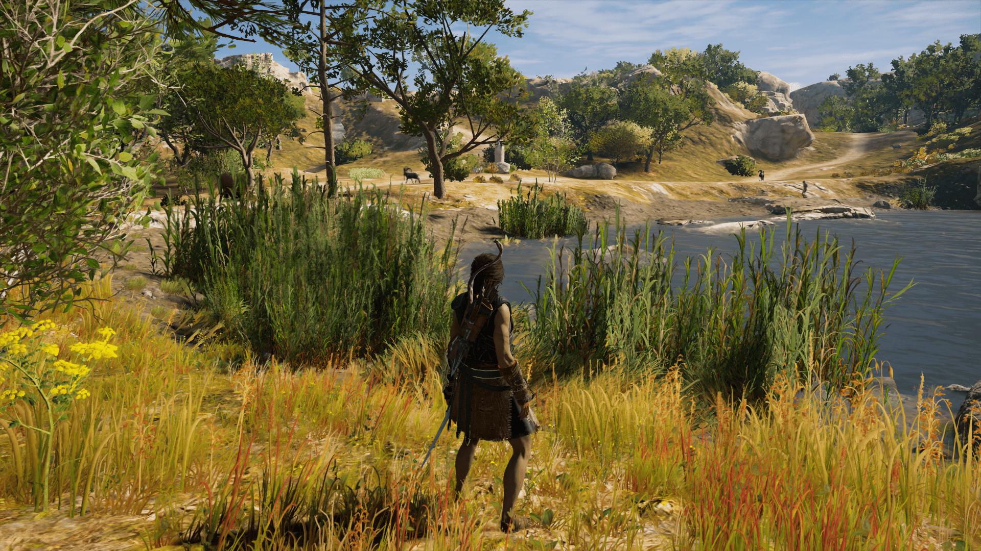 4Medio 1 - Assassin's Creed Odyssey - Recensione come gira su PC
