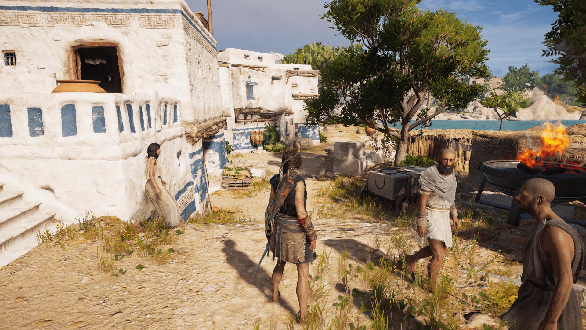4Medio - Assassin's Creed Odyssey - Recensione come gira su PC