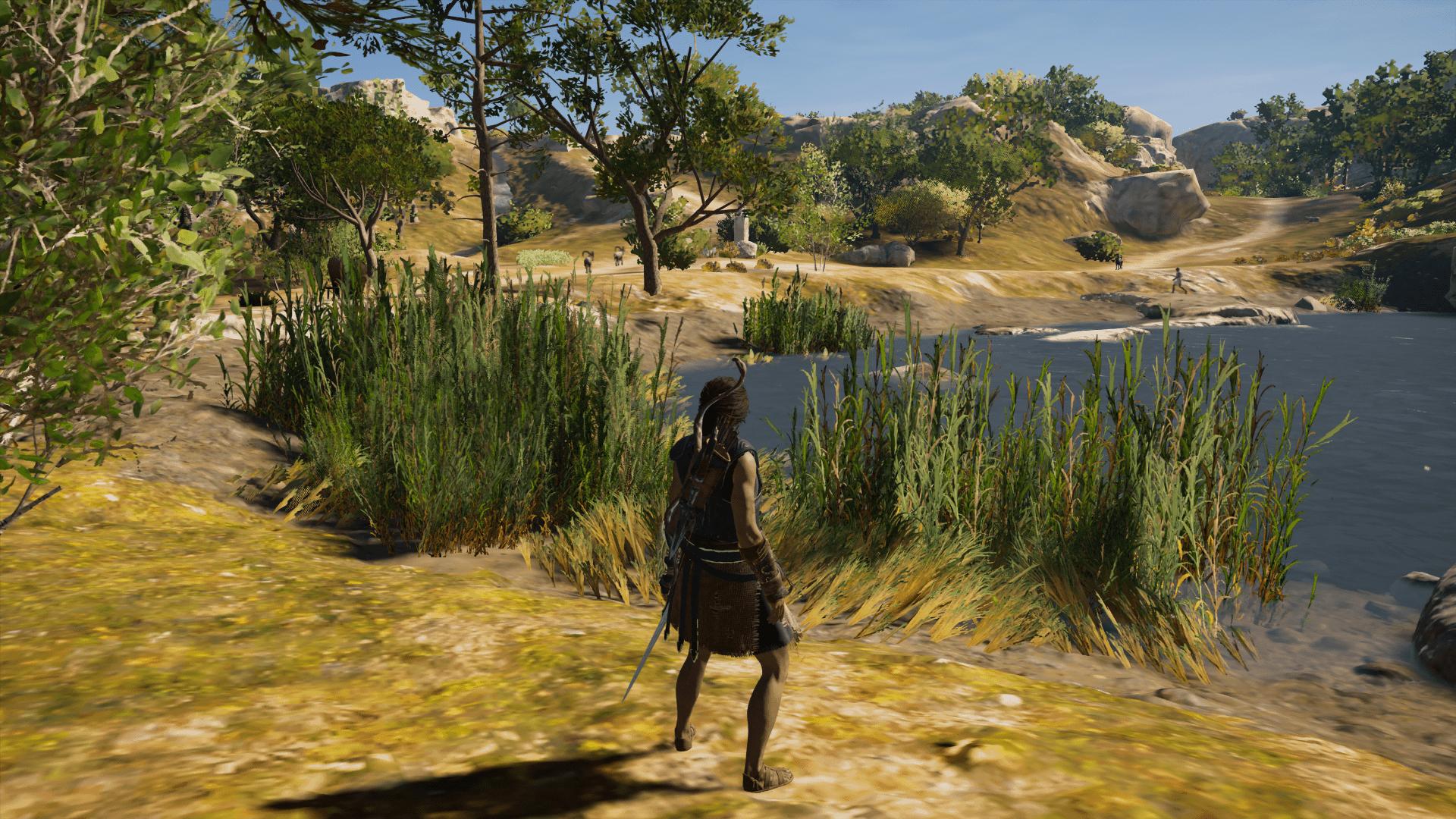 5Basso 1 - Assassin's Creed Odyssey - Recensione come gira su PC
