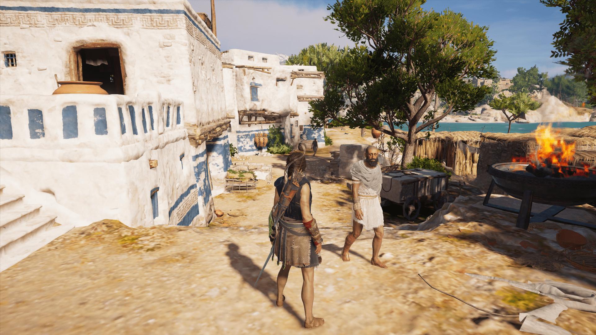 5Basso - Assassin's Creed Odyssey - Recensione come gira su PC