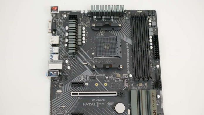 ASRock Fatal1ty B450 Gaming K4 Recensione 1 696x392 - ASRock Fatal1ty B450 Gaming K4 Recensione