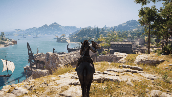 Assassins Creed Odyssey Screenshot 2018.10.10 19.22.29.07 696x392 - Assassin's Creed Odyssey - Recensione come gira su PC