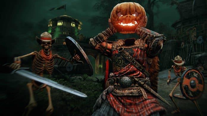 """FH Halloween Screen57500 min 696x392 - For Honor - Inizia l'evento """"Il Ritorno dell'Altromondo"""""""