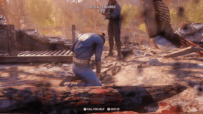 Fallout76 WhatsNew PlayerDown 696x392 - Tutte le novità di Fallout 76