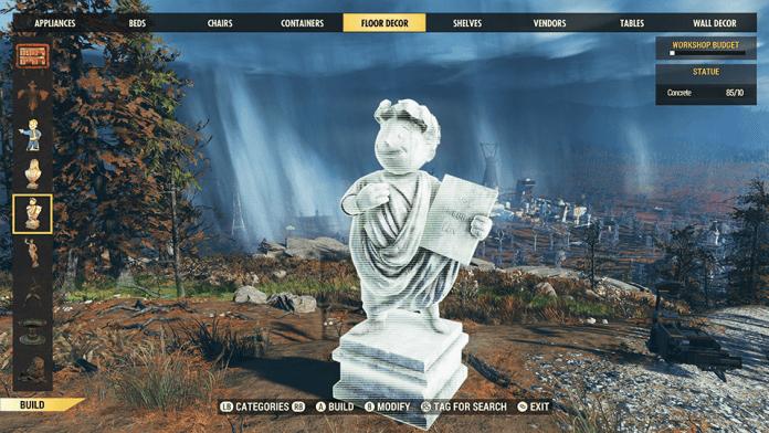Fallout76 WhatsNew Workshop 696x392 - Tutte le novità di Fallout 76