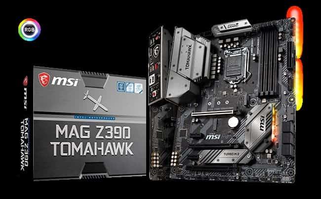 MAG Z390 Tomahawk - MSI annuncia le nuove schede madri Z390