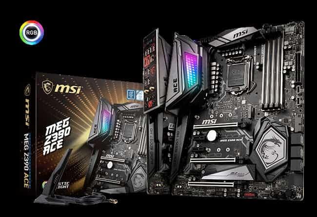 MEG Z390 ACE - MSI annuncia le nuove schede madri Z390