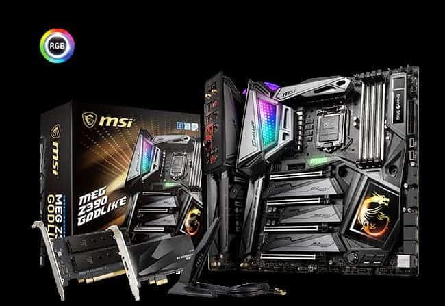 MEG Z390 Goodlike - MSI annuncia le nuove schede madri Z390