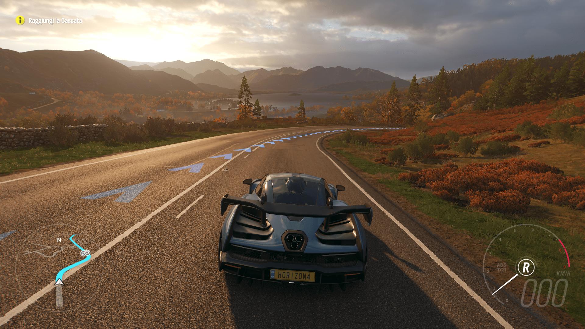 alto - Forza Horizon 4 - Recensione come gira su PC