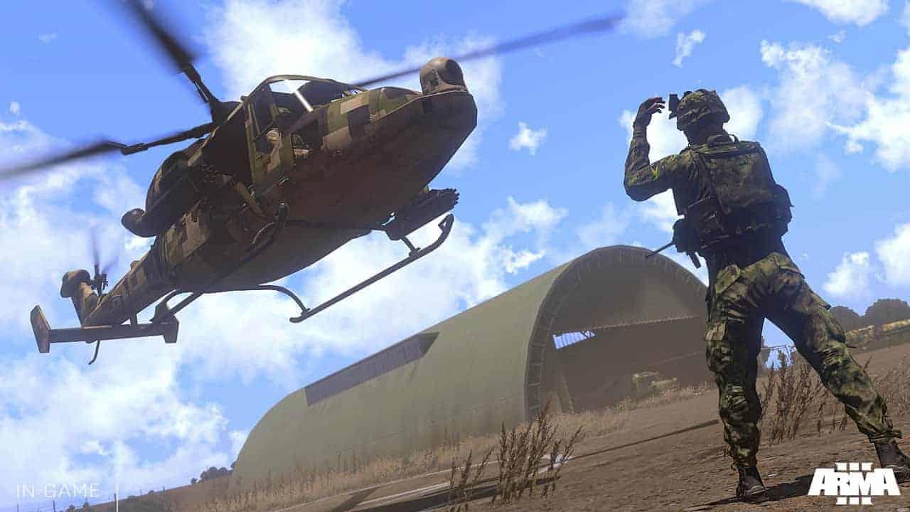 arma 3 arma 4 1 - Arma 4 non è in sviluppo, proseguirà il supporto del 3 per molto tempo