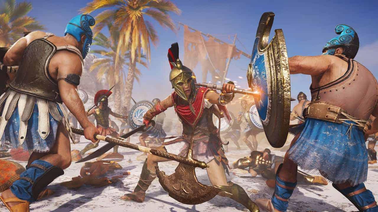 assassin s creed odyssey successo - Il lancio di Assassin's Creed Odyssey è stato migliore del predecessore