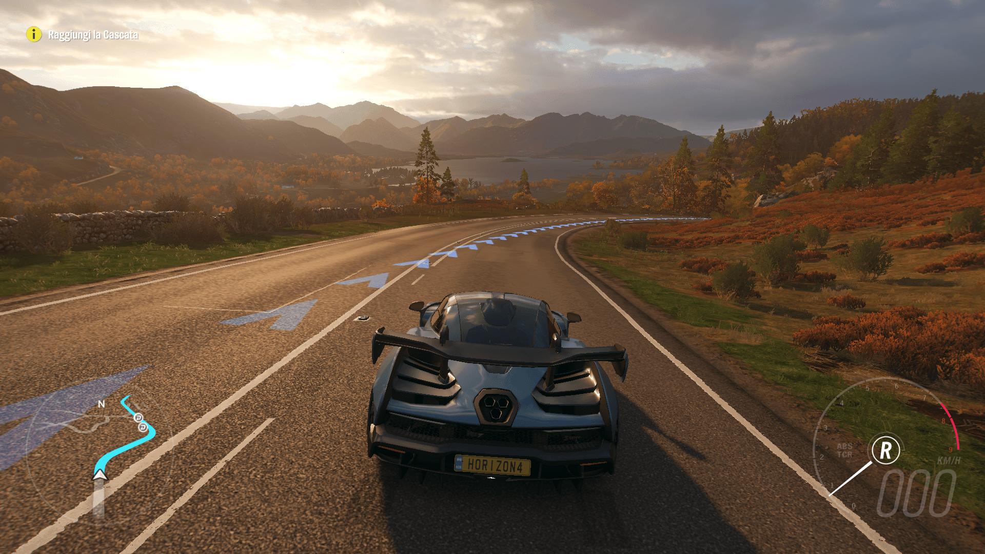 basso - Forza Horizon 4 - Recensione come gira su PC