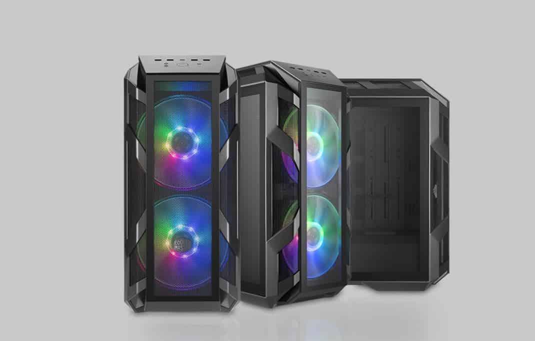 cooler master h500m - I migliori case PC, per tutte le necessità