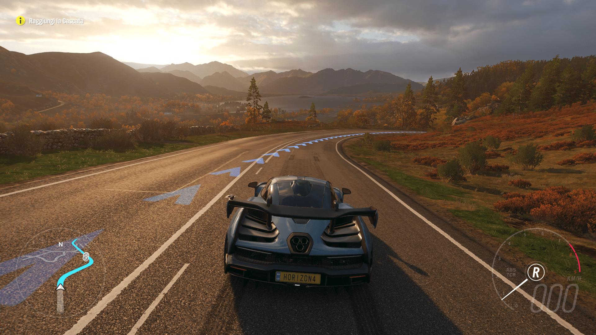 medio - Forza Horizon 4 - Recensione come gira su PC