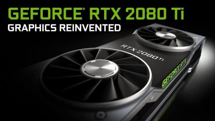 rtx 2080 ti nvidia morte 696x392 - MSI GeForce RTX 2080 Gaming X Trio - Recensione