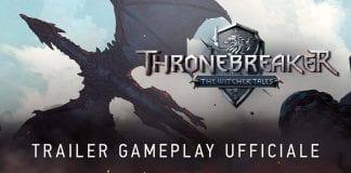 Pubblicato un nuovo trailer di Thronebreaker: The Witcher Tales