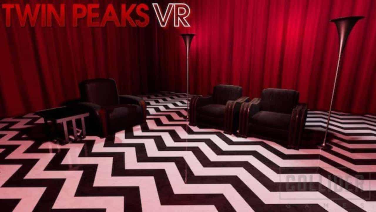 twin peaks vr annuncio - Un gioco ufficiale VR di Twin Peaks è in produzione