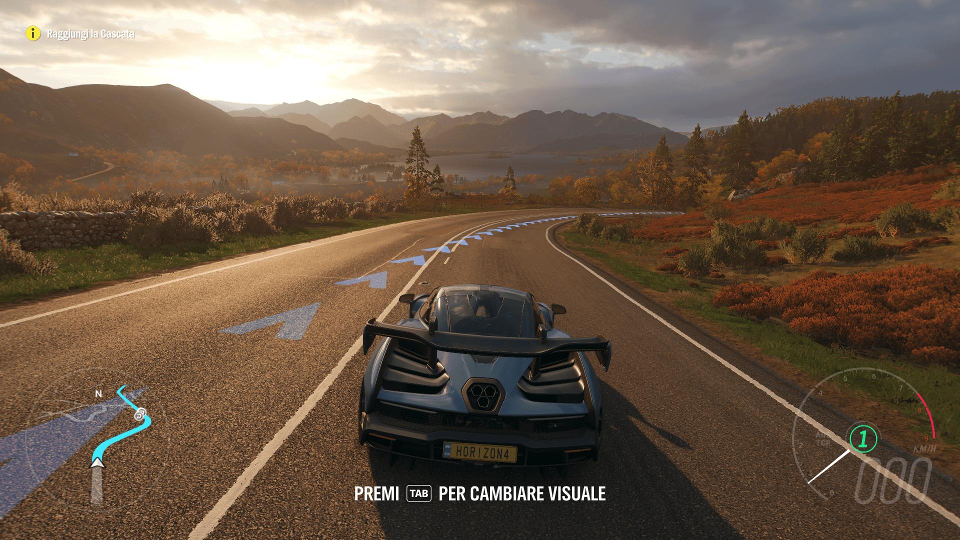 ultra - Forza Horizon 4 - Recensione come gira su PC