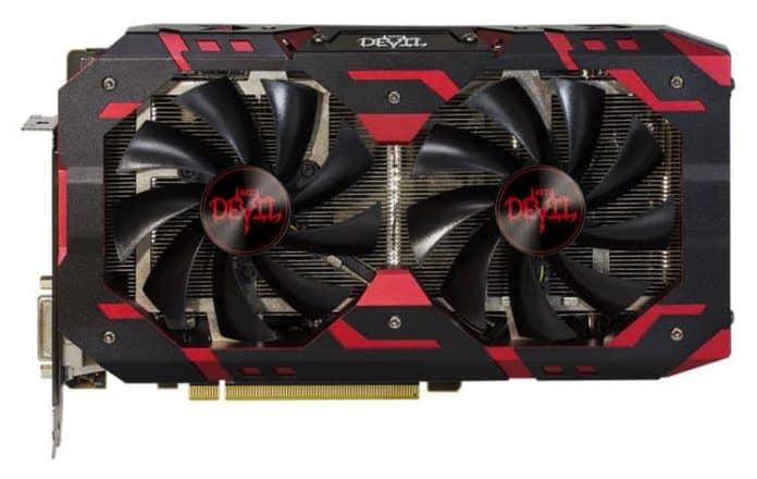 AMD Radeon Red Devil RX 590 1 696x440 - PowerColor annuncia la scheda grafica AMD Radeon Red Devil RX 590