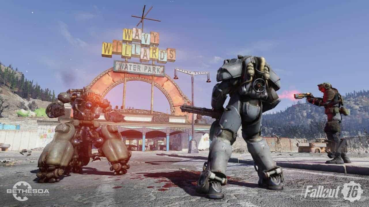 fallout 76 pete hines - Fallout 76 Beta - Le impressioni su PC