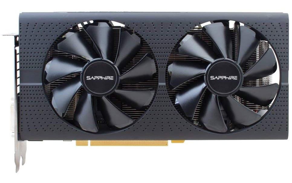 Sapphire Pulse RX 580 8 GB